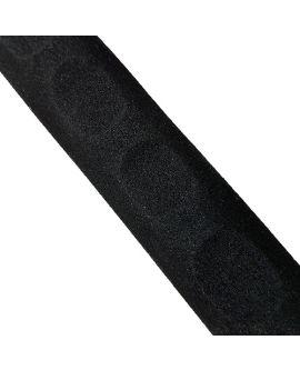 CRC 12 Inch Fluted Black EVA Grip
