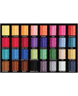 PacBay 32 Color Nylon Size A Kit Multiple