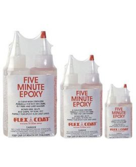 Flex Coat Five Minute Epoxy Glue Kit