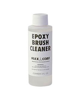 4 Oz. Flex Coat Brush Cleaner