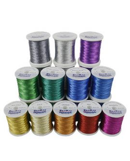 Pacbay Metallic Rod Wrapping Thread
